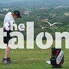 The Eagles compete on day on of the UIL State   Tournament on May 17, 2018. UIL State Golf Day One at Horseshoe Bay in Marble Falls, Texas, on May 13, 2018. (Campbell Wilmot) (Campbell Wilmot/ The Talon News)