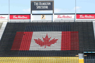 Ivor Wynne Stadium is where the Opening Cermony takes place