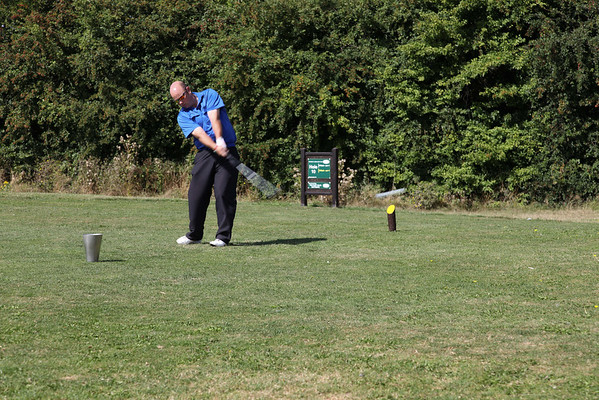 Captains Charity Day 2013