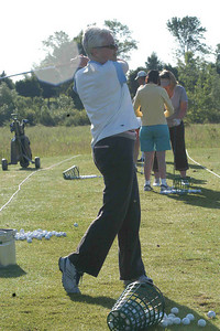 Nice form ... but nicer pants!