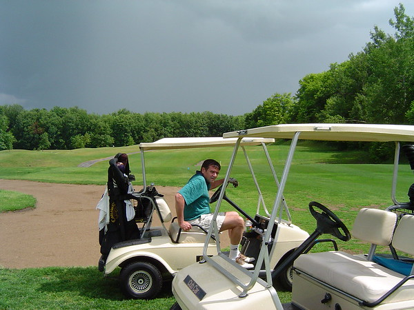 Mitchell Golf Tournament
