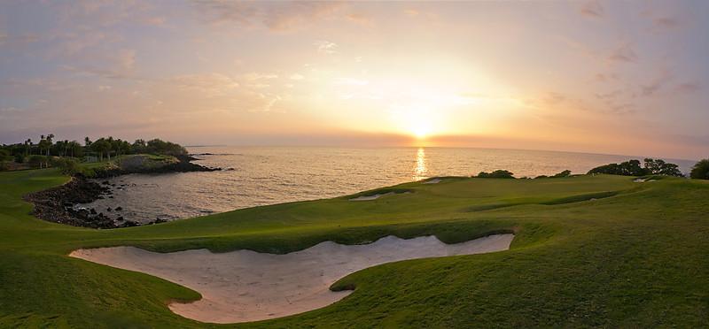 Hole #3, Mauna Kea Golf Course, Big Island, Hawaii