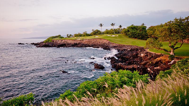Mauna Kea Golf Course - Hole #3