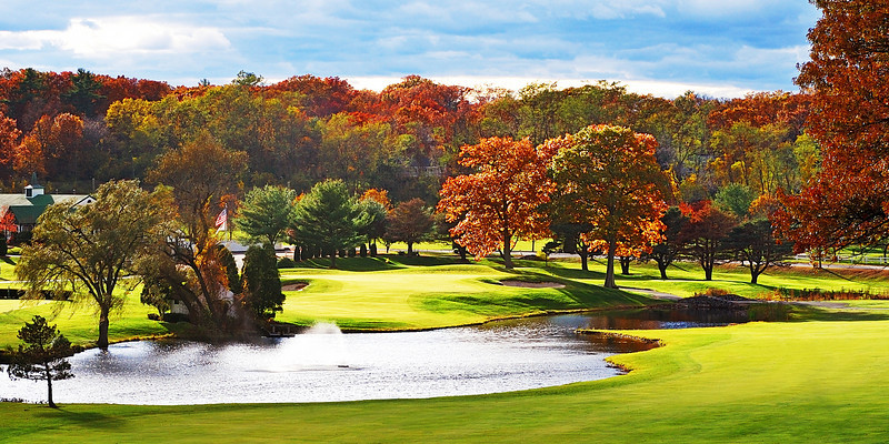 Ferncroft Country Club, Hole #18, Middleton, MA