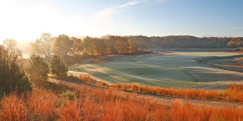 Hole #17, Red Tail Golf Club, Devens, MA