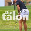 The Lady Eagles Golf team competes in the UIL 4A State Championship tournament on May 14, 2019. (Campbell Wilmot/ The Talon News).