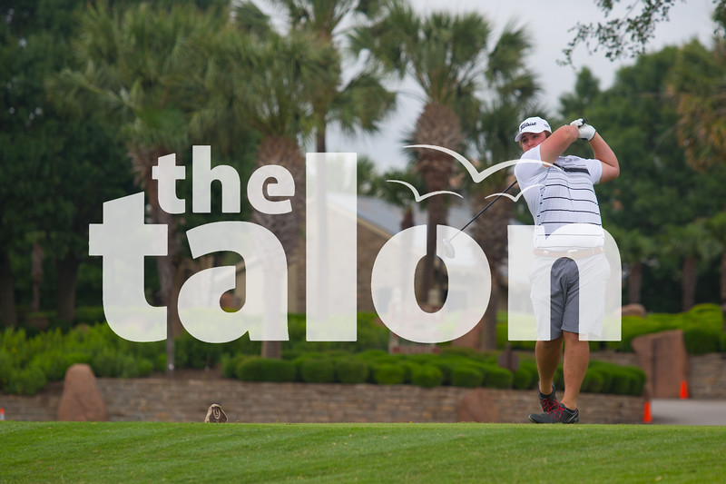 The Eagles compete in the UIL state Boys Golf Championship.  Marble Falls, Texas on 4/21/12. (Campbell Wilmot / The Talon News)