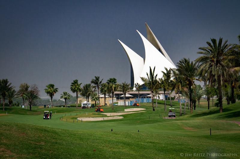 Dubai Creek Golf Club, United Arab Emirates