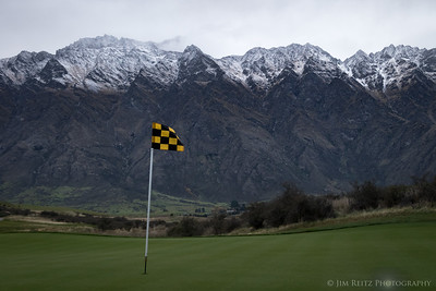 Jack's Point Golf Club, Queenstown, New Zealand