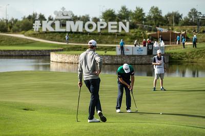 KLM Open 2019 - Thursday