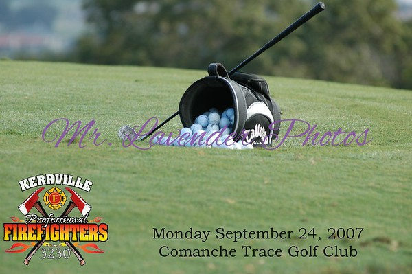 Kerrville Professional Firefighters Annual 911 Memorial Golf Tournament