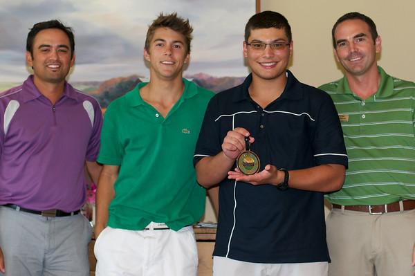 Mad River Golf Club Junior Club Championship 2010