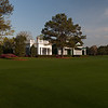 """This is where the building Golf Channel did a lot of """"Live from the Masters"""". It is at the far end of the practice areas."""