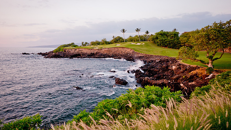 Mauna Kea Golf Course - Hole #3