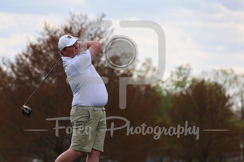 2021 Northeast-10 Men's Golf
