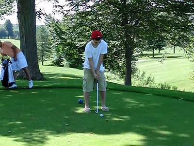 Matt ... love those new golf spikes