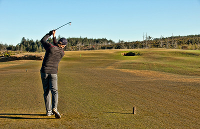 Great form on #2.