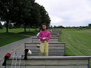 Carolyn at age 10, 2004