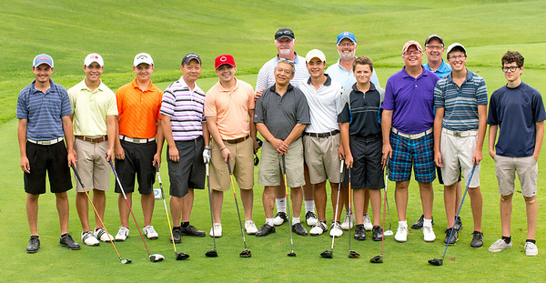 Ossie Invitiational IX 2013 Annual @ Dundas Valley GC - Sunday September 1, 2013