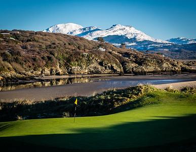 Title Porthmadog Golf Links