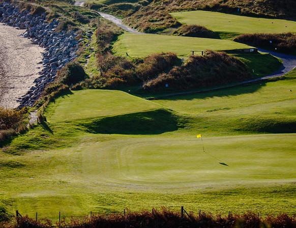 Porthmadog Golf Links, North Wales