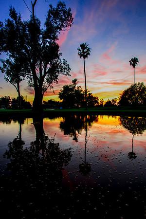 RVGC Sunset