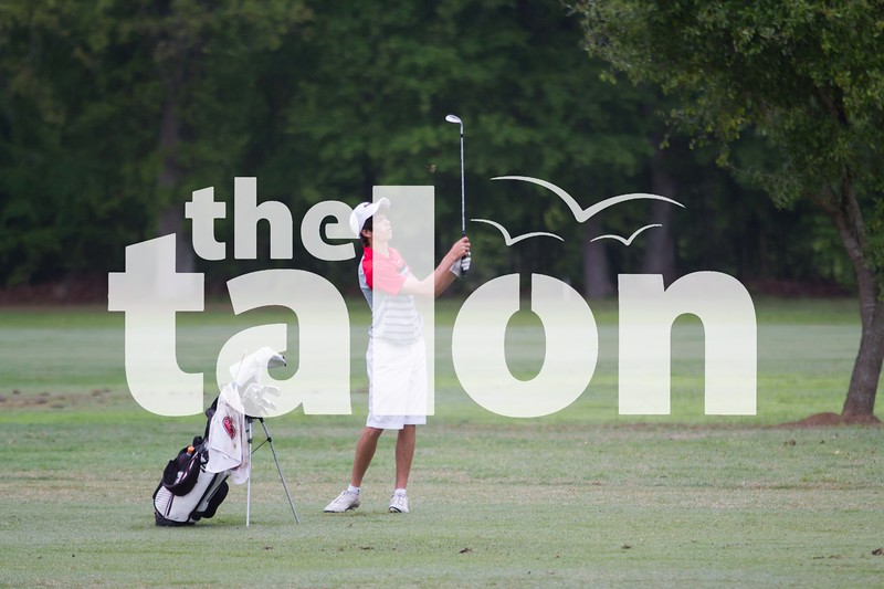 Region boys golf tournament at Van Zandt Country Club in Canton, Texas.