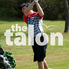 Golf District Tournament Round 2 at Tanglewood Golf Course in Pottsboro, Texas.