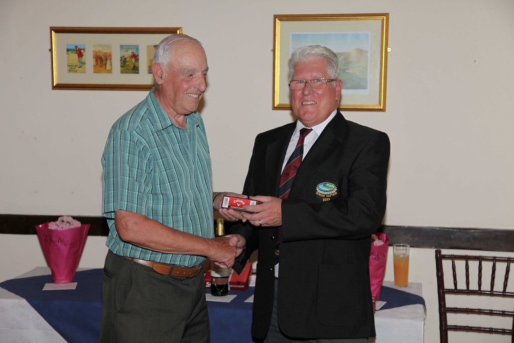 senior captains day 2012