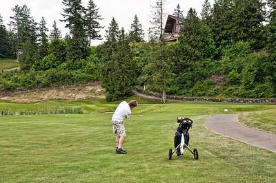 golf-swing-flag