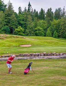 golf-swing-green-flag
