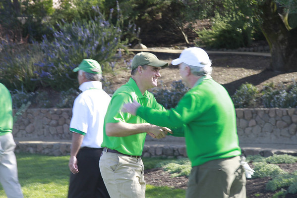 St. Patrick's Day Four-Ball 2013