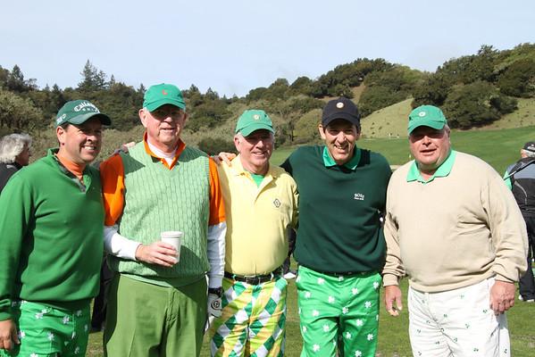 St. Patrick's Day Fourball 2012