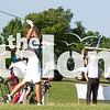 The Eagles compete on day two of the UIL State Tournament on May 15, 2018. UIL State Golf Day Two at Horseshoe Bay in Marble Falls, Texas, on May 14, 2018. (Campbell Wilmot) (Campbell Wilmot/ The Talon News)
