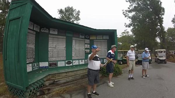 Seniors Golf 10 12 2017