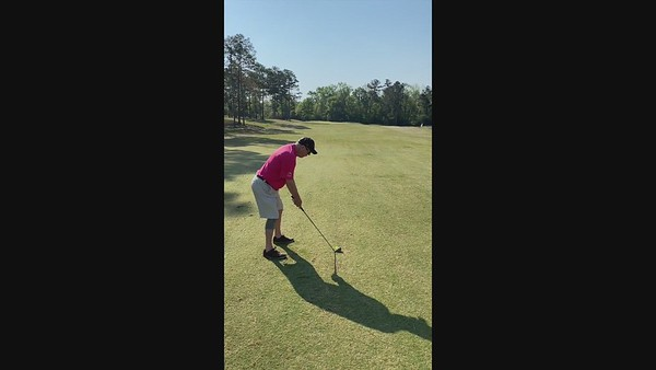 Golf at Uchee Trail 4/7/21