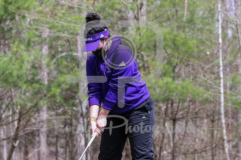 2021 Northeast-10 Women's Golf