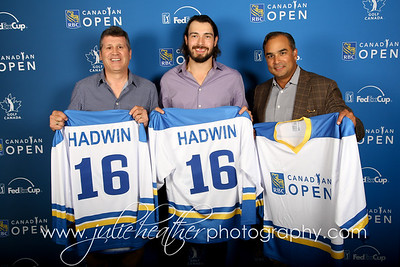 Adam Hadwin Team 17 RBCCO July 2016