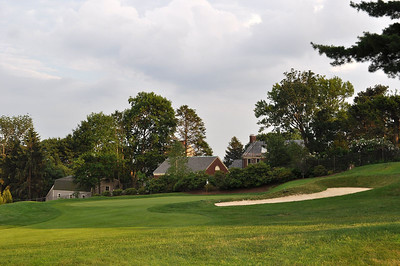 12th Green, Oakley Country Club
