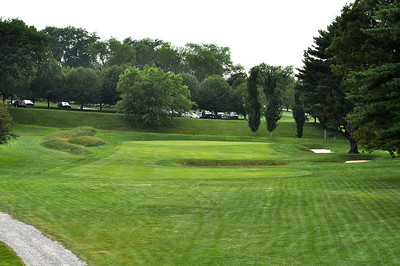 14th Green at Oakley Country Club.