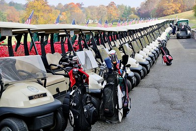 2014 Veterans Day Golf Outing
