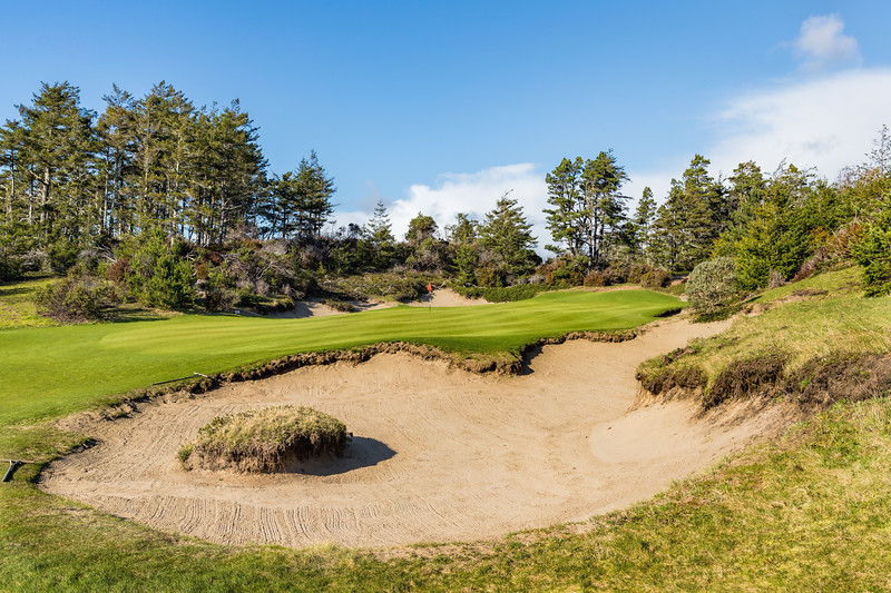 Bandon Trails, Hole #15, Par 4
