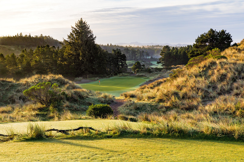 Bandon Trails, Hole #2, Par 3