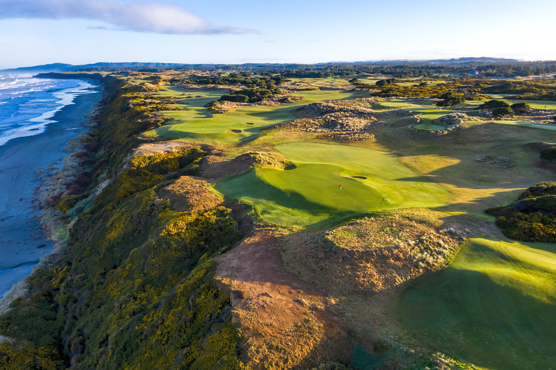 Bandon Dunes Golf Course, Hole #12, Par