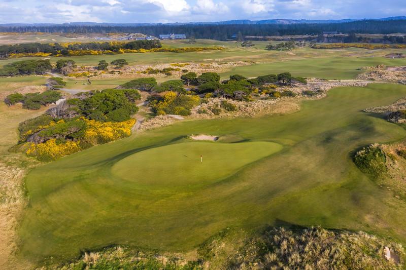 Bandon Dunes Golf Course, Hole #15, Par 3