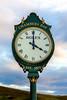 Chambers Bay Clock