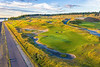 Chambers Bay Golf Course, Hole #17 (Derailed)