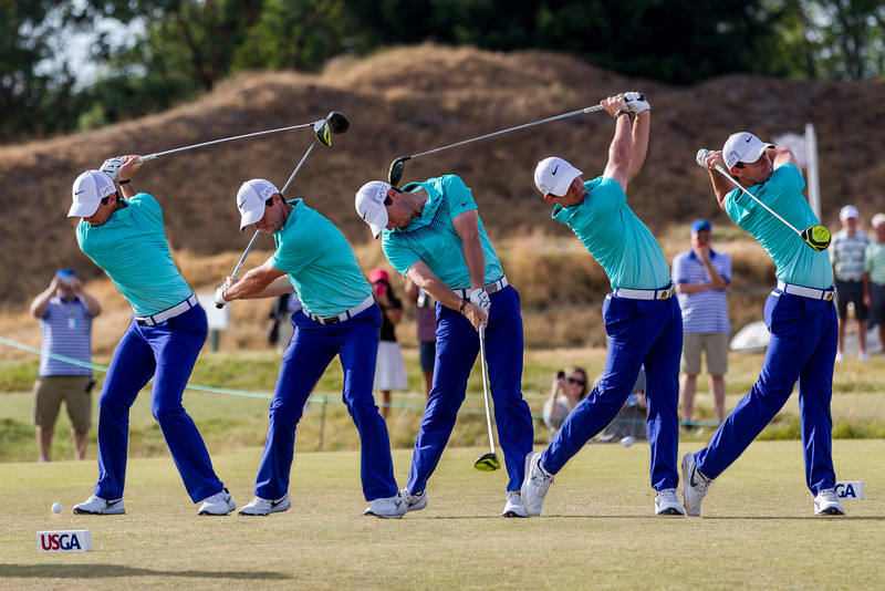 Rory Mcilory, US Open Championship, Chambers Bay