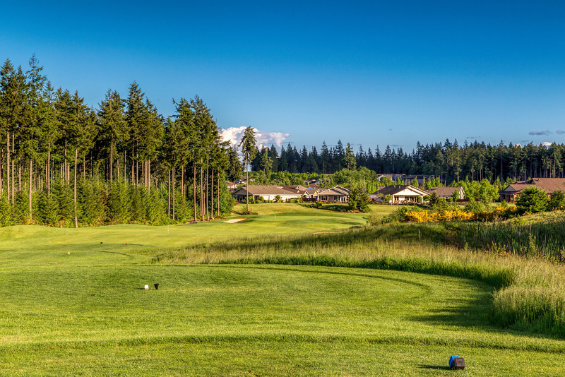 The Links Golf Course, Hole #1