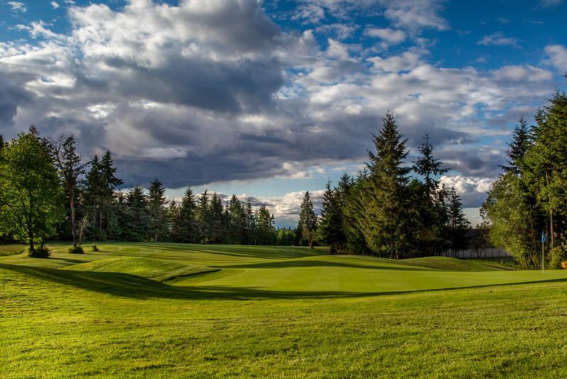The Links Golf Course, Hole #18